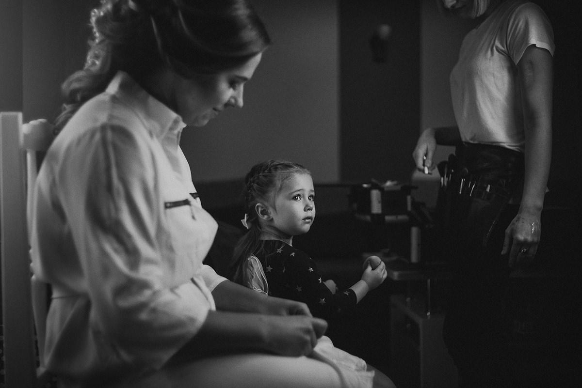 Fotograf Rzeszów Przygotowania Pani młodej