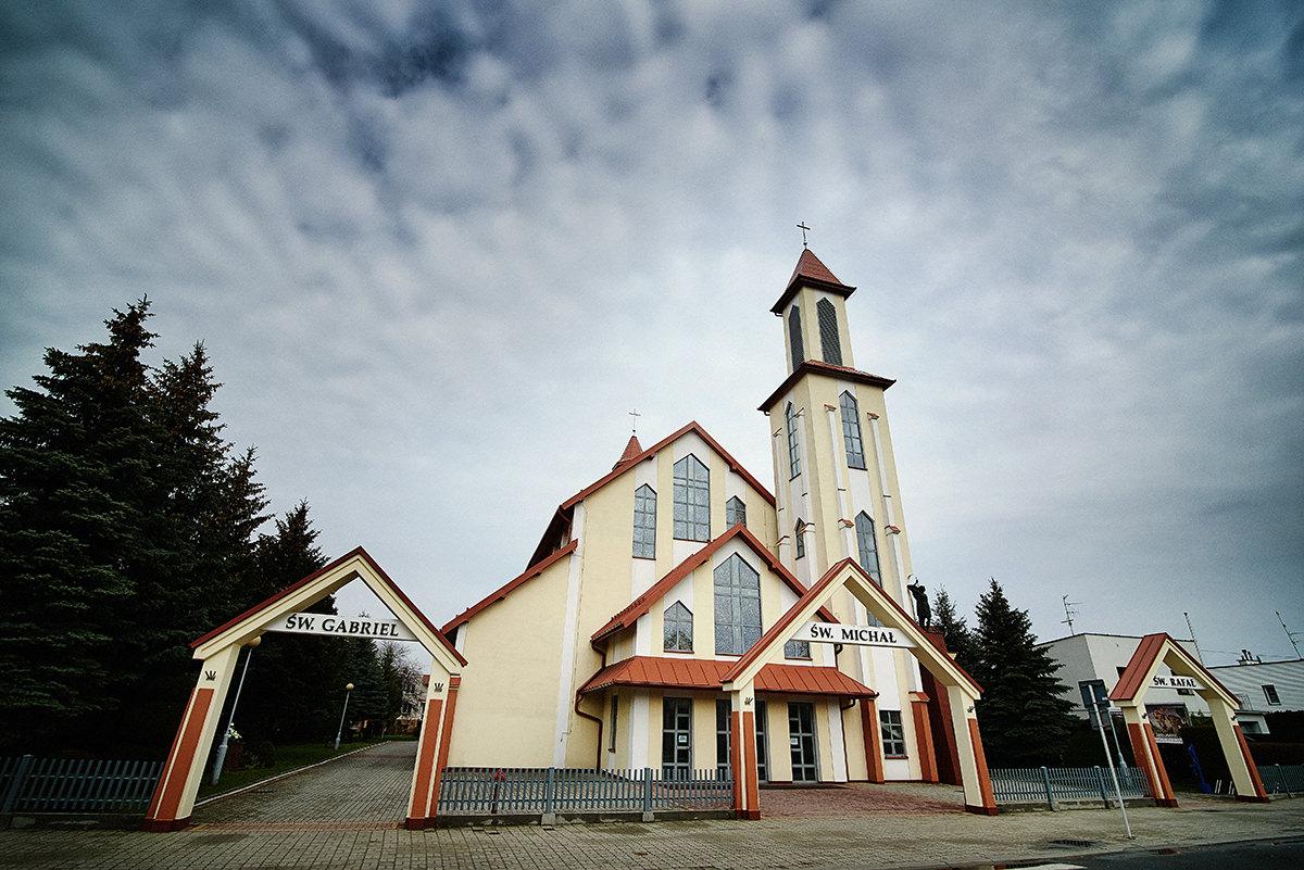 Fotograf Rzeszów reportaż ślubny kościół michała archanioła