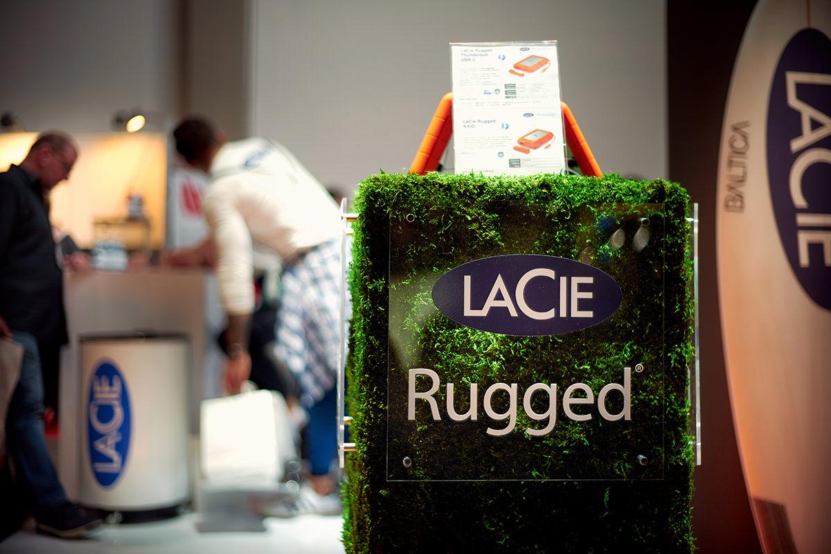 lacie rugged