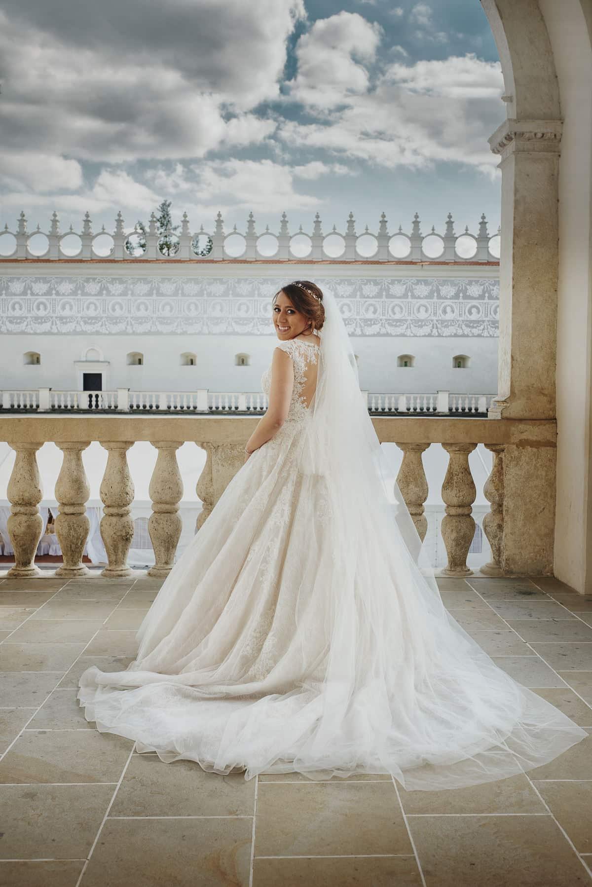 suknia krasiczyn