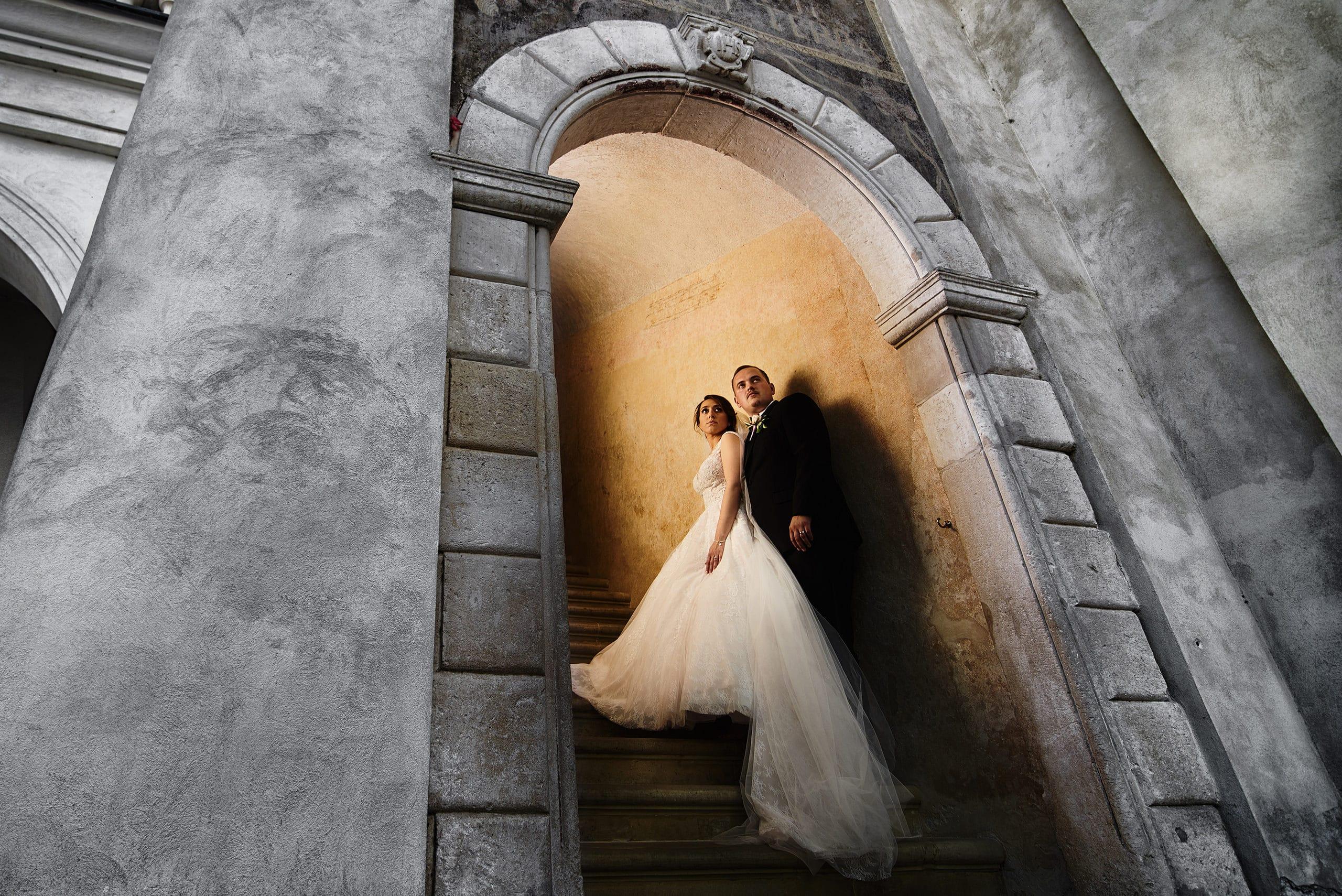 zamek w Krasiczynie wesele międzynarodowe