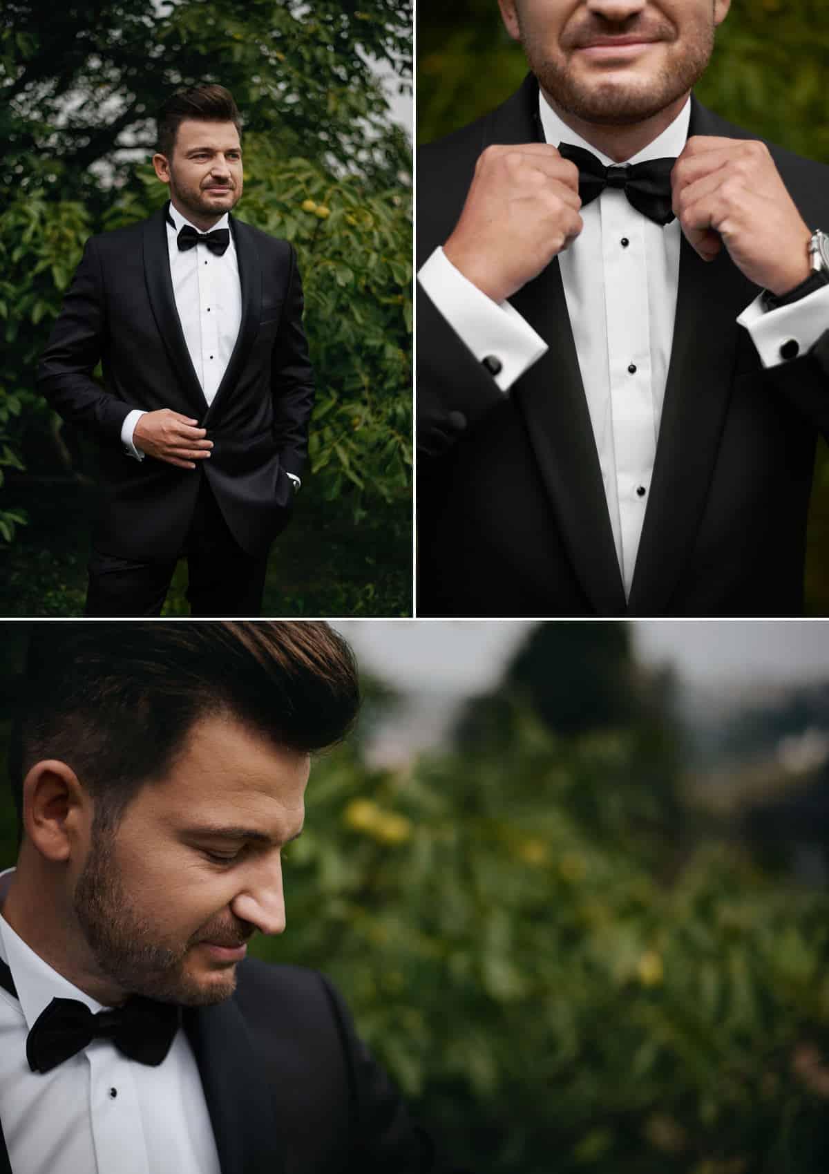 przyogotwania ślubne kraków fotograf