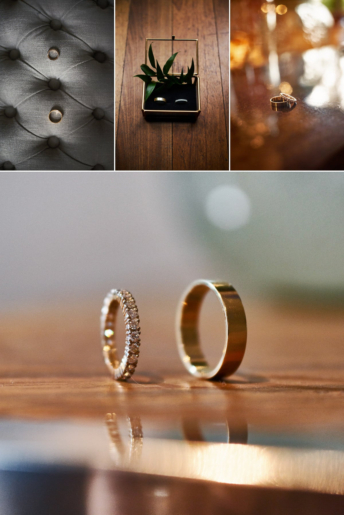 jakie obrączki na ślub