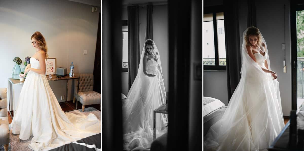 suknia ślubna plener wenecja