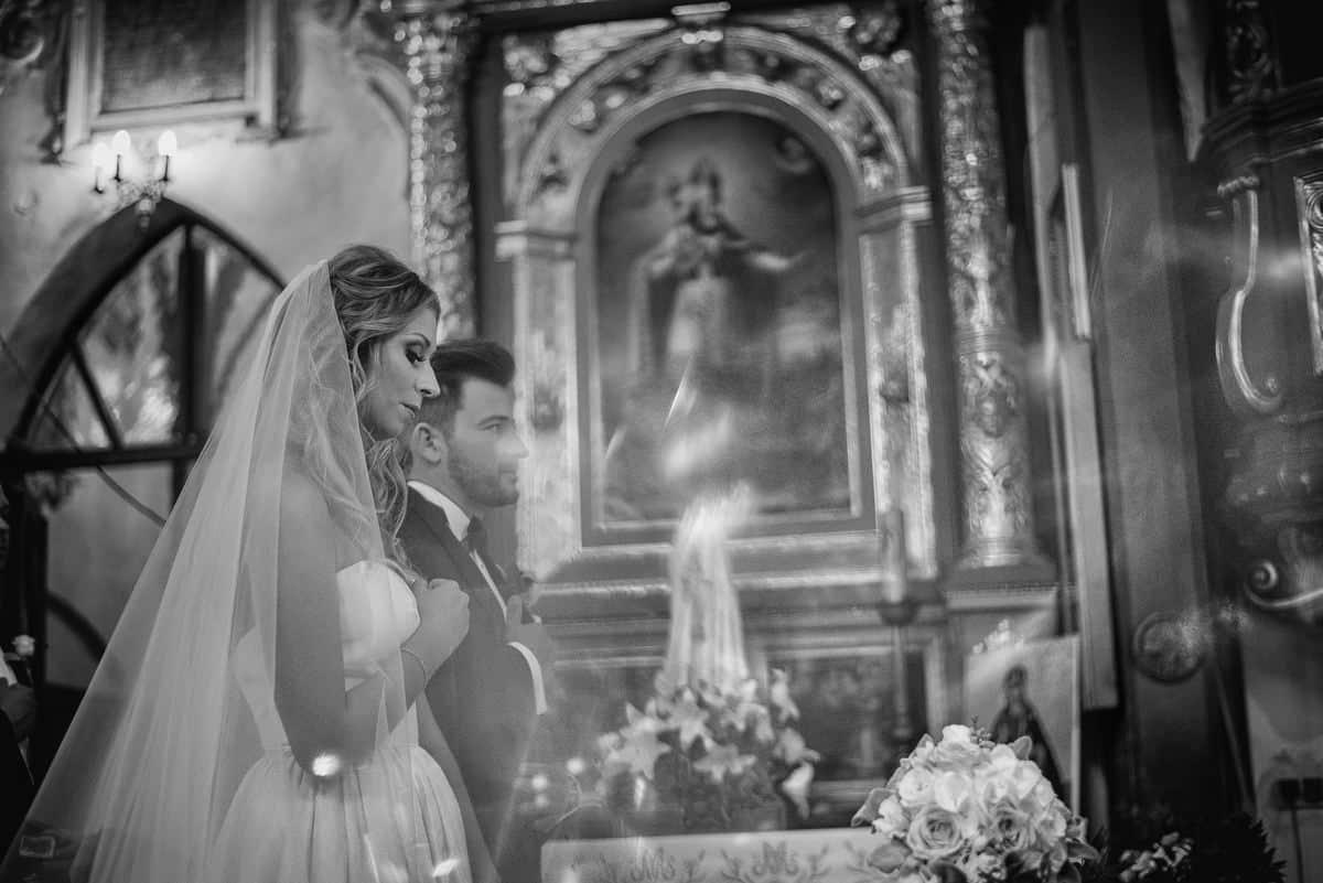 modlnica ślub