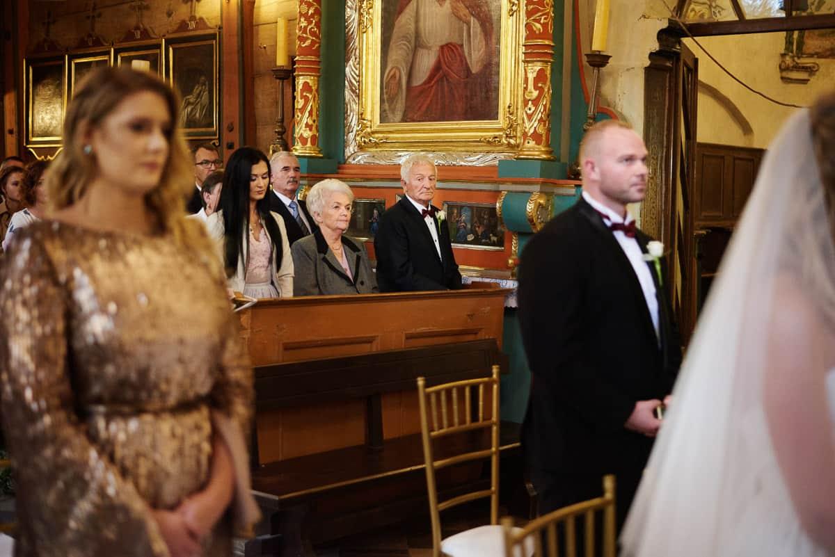 ślub w modlnicy