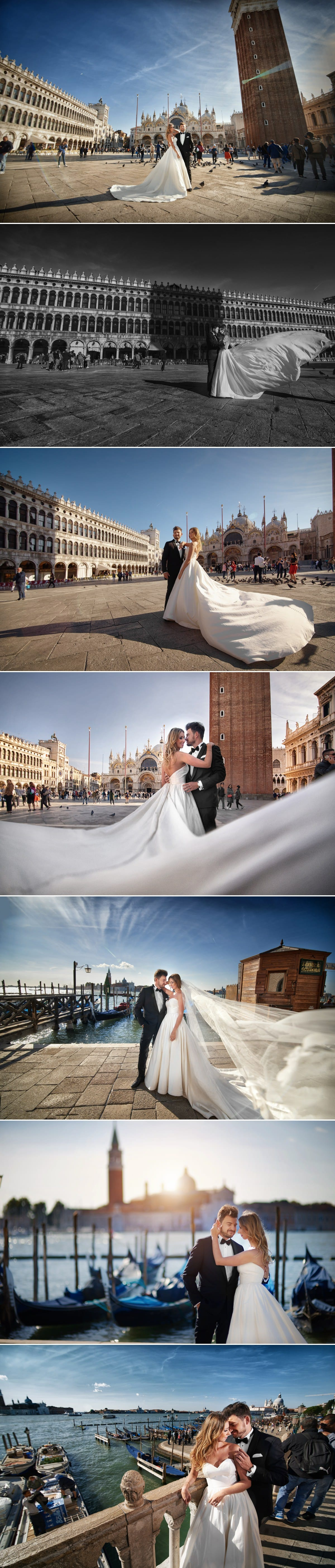sesja ślubna za granica wenecja