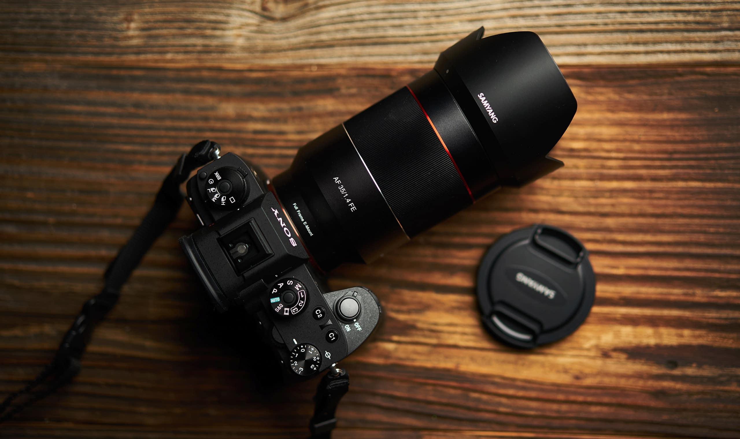 Samyang AF 35 mm f/1.4 FE – moja recenzja