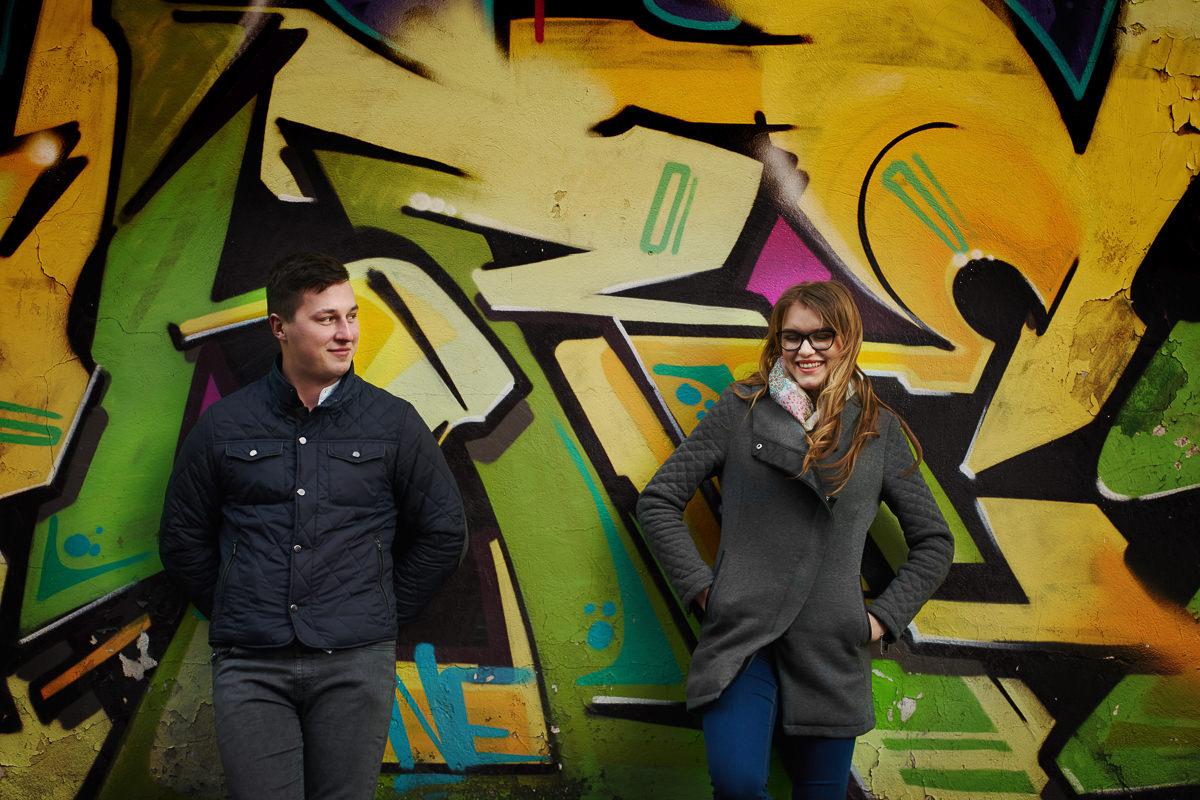 grafitti na zabłociu