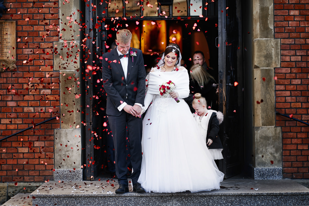 ślub w kościele kolejowym nowy sącz