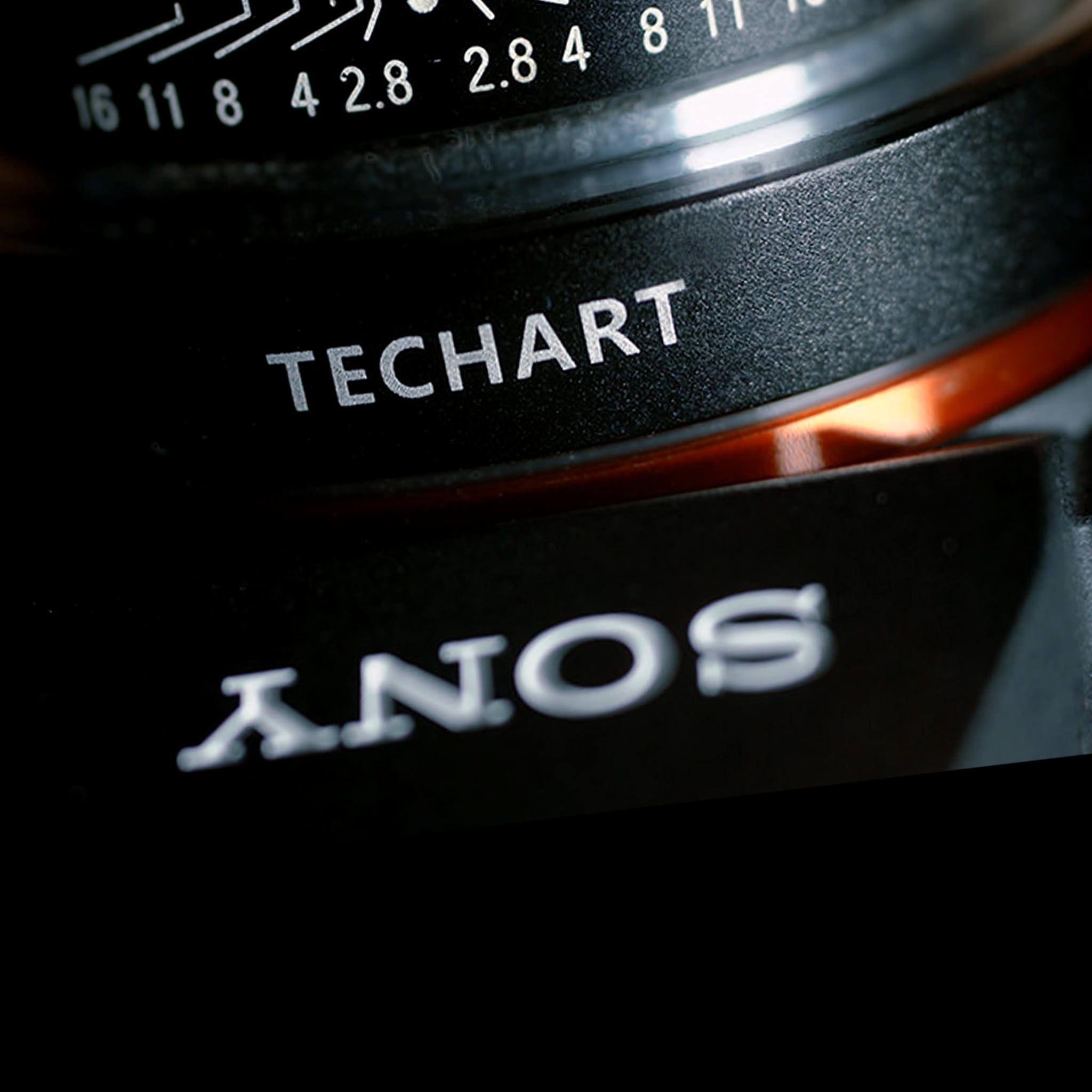 #2 Techart pro – manualne obiektywy z autofocusem