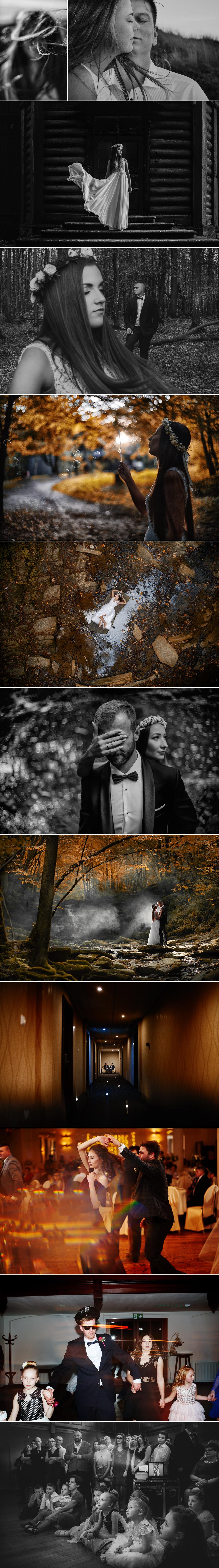 zdjęcia ślubne Dawida Mazura