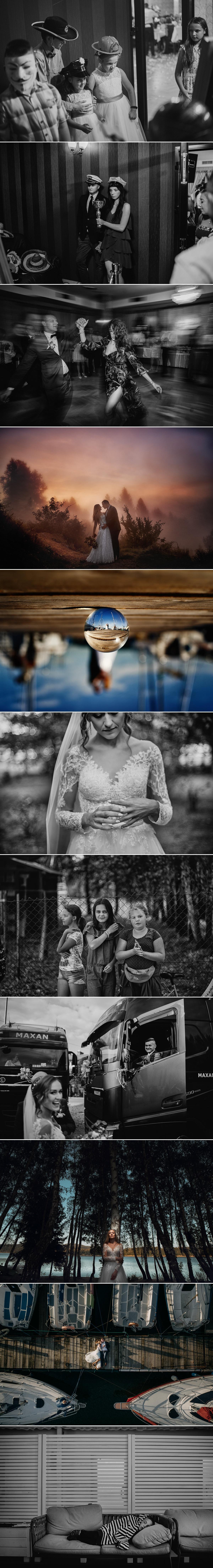 zdjęcie ślubne Dawida Mazura