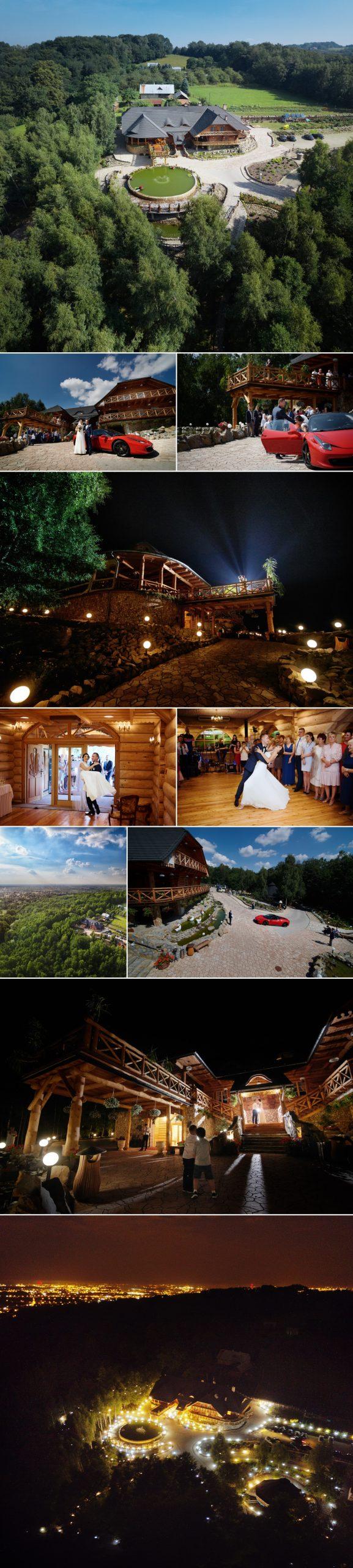 wesele w mazurowym dworze w zawadzie
