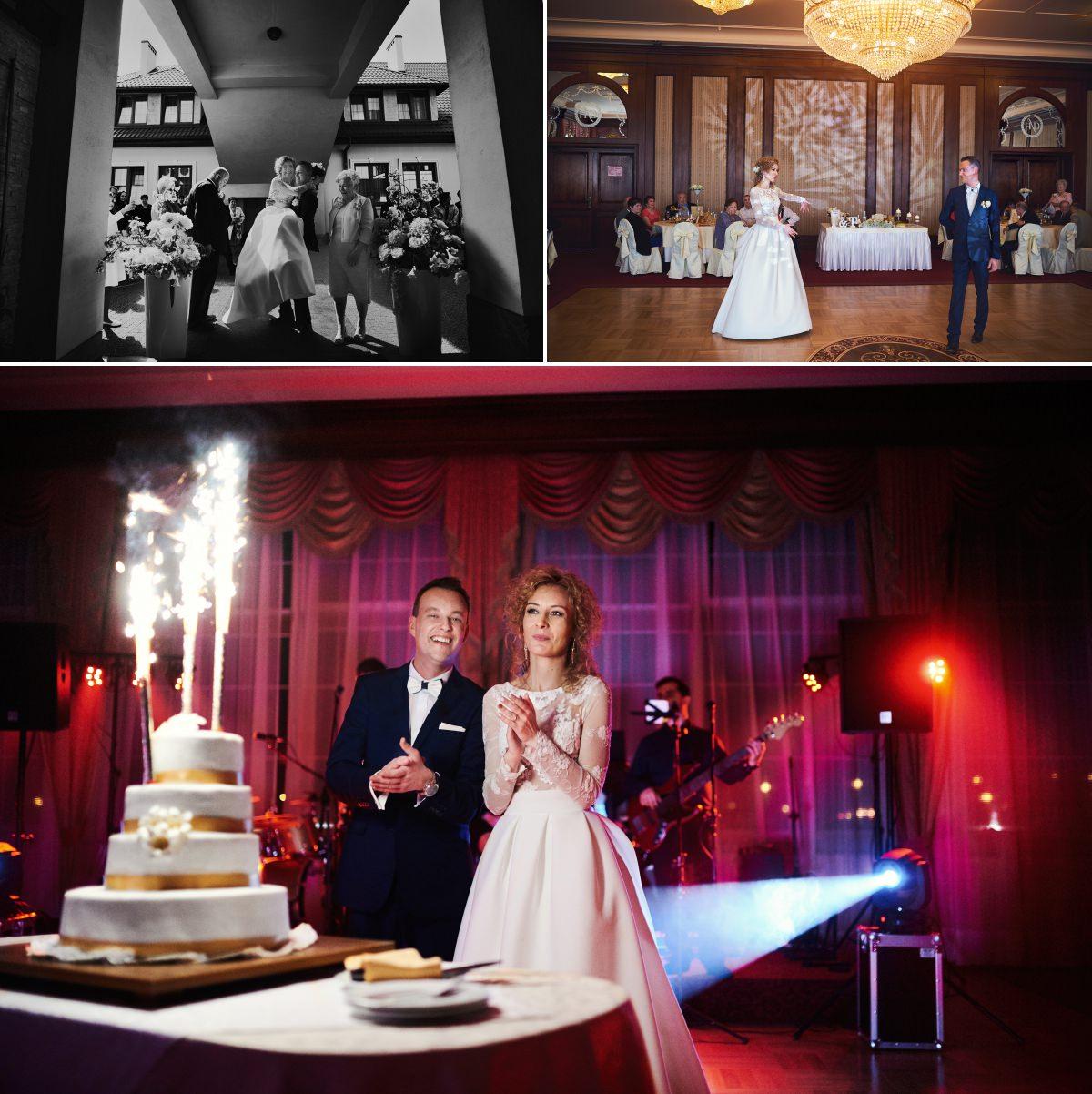 wesele w nowym dworze w świlczy