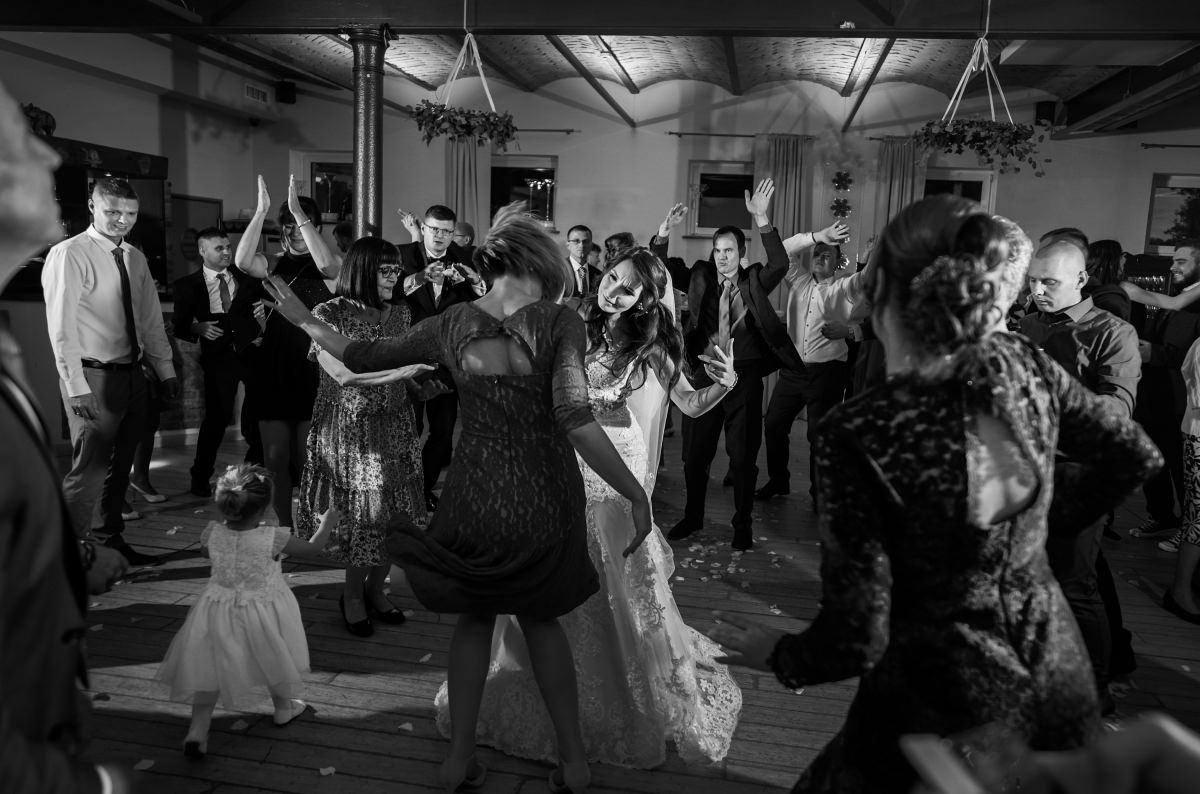 szalona zabawa weselna