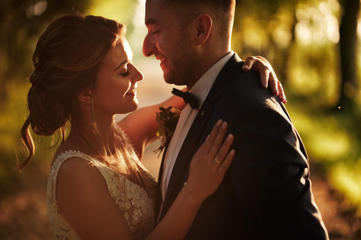 plener podczas wesela