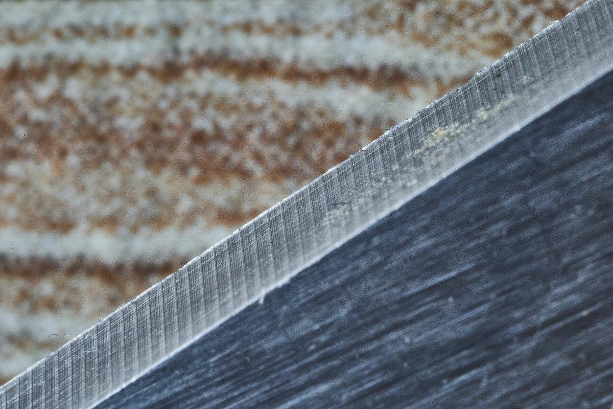 Nożyczki w powiększeniu laowa 25 mm