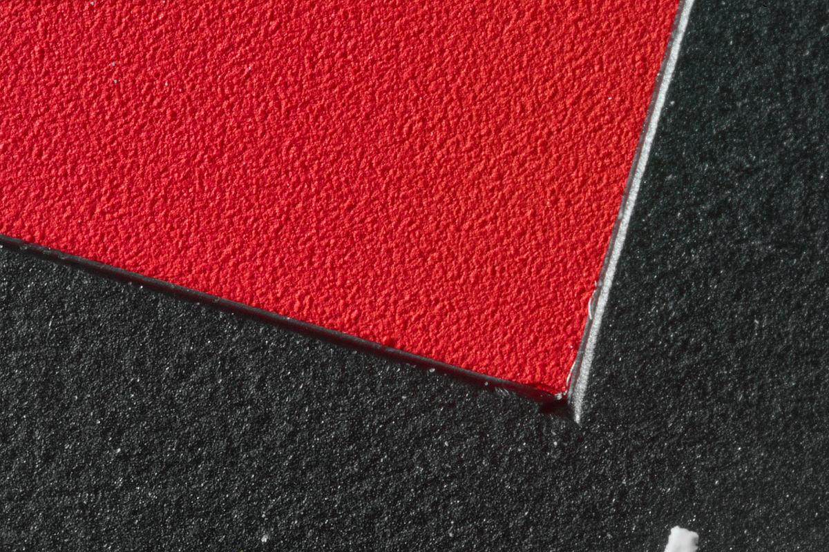 Color checker w powiększeniu laowa 25mm