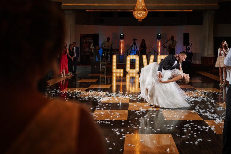 Hotel Łańcut wesele